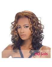 OUTRE QUICK WEAVE SYNTHETIC HAIR HALF WIG-ANGIE