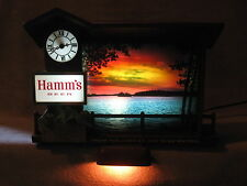 Hamms Beer Dusk to Dawn Sign Replacement Parts - Hamms Sunrise to Sunset -06DTD2