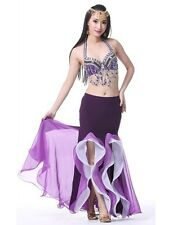 Brand New Sexy Belly Dance Skirt 9 Colors Available Free Shipping