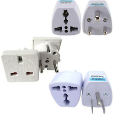 Worldwide Varieties Safety Household Visiter Travel Adaptor Plug 2/3 Pin Adapter