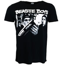 Beastie Boys Boombox Black T-shirt Official Licensed Music