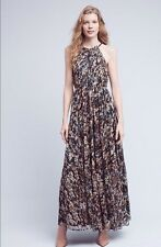 Anthropologie Larina maxi Dress by Ranna Gill NWT Sold Out sz PXS PS XS S  $178