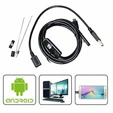 1-5M 5.5mm Android Endoscope Waterproof Snake Borescope USB Inspection Camera