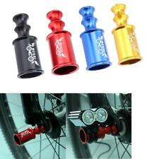 Bicycle Hubs Quick Release Wheel Lamp Mount Flashlight Grip Bike Holder Bracket