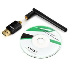 High speed Wireless USB Adapter USB Wireless Network Adapter Card NEW bundle