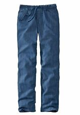 Eddie Bauer Men's Trousers Elasticated Waistband Jeans Stretch Comfort Waistband