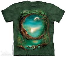 Moon Tree T-Shirt from The Mountain - Sizes S - 5X