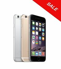 Apple iPhone 6 16GB 4G LTE Unlocked Gray Gold Silver AT&T TMobile Smartphone