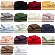 1000 TC Best Egyptian Cotton Scala Bedding Items All sizes&Colors Free shipping