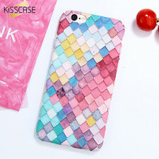 Fashion Colorful 3D Scales iPhone Girls Case Cover Apple iPhone 7 6 6s Plus