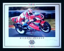 MICHAEL DOOHAN 500cc WORLD CHAMPION LIMITED EDITION PRINT OR FRAMED (LAST ONE)