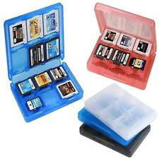 28 in 1 Game Card Case Holder Cartridge Storage Box for Nintendo 3DS/DSL/DSi #B