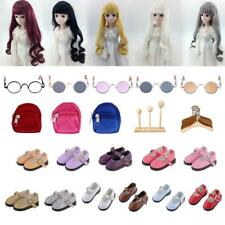 Modern Clothing Shoes Wig Backpack for 1/6 BJD SD LUTS SOOM Doll Making & Repair