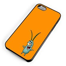 Spongebob Squarepants Plankton Minimalist Pop Art iPhone Range Phone Cover Case