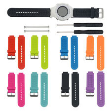 Silicone Wrist Band Strap for Garmin Approach S2/S4 GPS Golf Watch/ Vivoactive