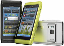 "Nokia N Series N8-00 Unlocked 12MP 3G GPS WIFI 3.5"" Smartphone Multi Color"