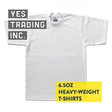 6 PACK  Bulk PROCLUB HEAVYWEIGHT T-SHIRT TALL Men Plain Crew neck Wholesale