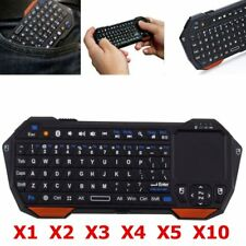 Mini Portable Wireless 10m Remote Bluetooth Keyboard w/Multi-Touch Pad Mouse LOT