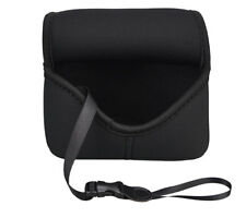 Neoprene Compact Camera Pouch Soft Case for Sony A5000 A5100 A6000 A6300 A6500