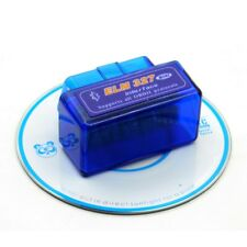 Super Mini Elm327 Bluetooth OBD2 V1.5 Elm 327 V 1.5 Android Adapter Car Scann...