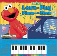 Sesame Street: Learn to Play Piano with Elmo