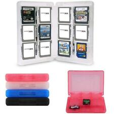 28 in 1 Game Card Case Holder Cartridge Storage Box for Nintendo 3DS DSL DSi  @Q
