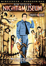Night at the Museum (DVD, 2009, Widescreen Movie Cash) BRAND NEW