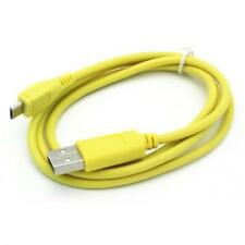 For AT&T PHONES - YELLOW 3FT USB CABLE RAPID CHARGER SYNC POWER WIRE DATA