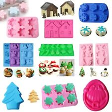 Silicone Muffin Mold Pan Cake Candy Chocolate Cookies Pastry Baking Tray Mould
