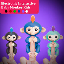 HEROUNION Six Color Baby Monkey Electronic Interactive Finger Motion Gift Toy
