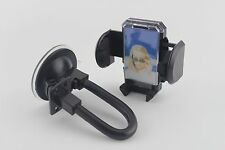 Universal Quality In Car Kit Cradle Windscreen Big Mount Suction Phone Holder