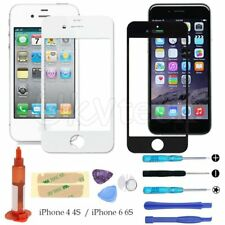For iPhone 4 4S 6 6S Front Outer Screen Glass Lens Replacement Tool LOCA UV Glue