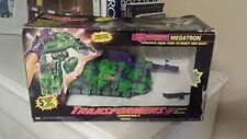 Transformers Generation 2 G2 Megatron Decepticon Leader Tank 1993 Action Figure