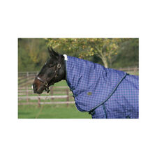 Mark Todd Mediumweight Turnout Neck Cover, Plaid