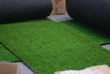Artificial Grass Luxury 25mm Garden Realistic Natural Look Turf Fake Lawn