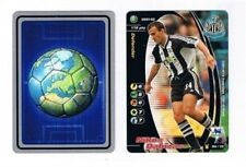 WIZARDS Premier League 2001-02 football card – VARIOUS Teams M to W
