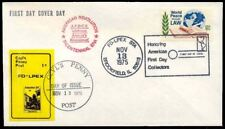 Czyl's Penny Post 19751c FD-LPEX Stamps on Covers (Set of 3 FDCs)