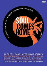 Soul Comes Home: A Celebration of Stax Records Various DVD! BRAND NEW! SEALED!