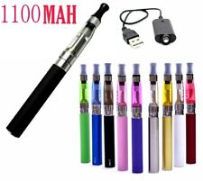 1100mAh eGo-T Complete Starter Kit e-Atomizer vape-Pen Battery USB Charger Lot