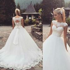 New White/Ivory Sweetheart Bridal Gown Wedding Dress Stock Size 6-8-10-12-14-16