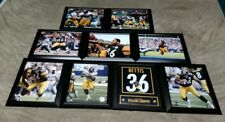 Jerome Bettis Framed 8x10 Pittsburgh Steelers Photo
