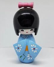 Japanese kokeshi dolls WOOD TYPE VARIETY COLOR Daiso FROM JAPAN