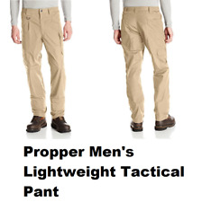 Propper Mens Lightweight Tactical Pant F525250250 KHAKI All Size NWT