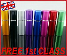 NEW Refillable 5ml Perfume Aftershave Spray Atomizer for Travel Handbag CLUB