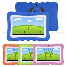 7'' Tablet for Kids Google Android 4.4 8GB Quad Core Bluetooth WiFi Education