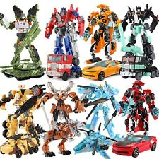 Transformers Robots Class Action Figure Optimus Prime bumblebee Deluxe Disguise