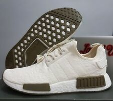 ADIDAS MEN'S NMD NOMAD CQ0758 CHALK WHITE TRACE CARGO 100% AUTHENTIC