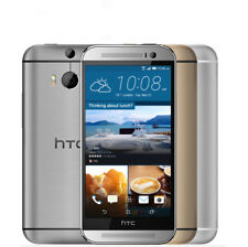 "HTC One M8 5.0"" 16GB 4G LTE GSM WIFI GPS Unlocked Android Cell Phone Smartphone"