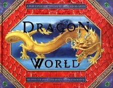 DRAGON WORLD A POP-UP GUIDE TO THESE SCALED BEASTS BY SKIP SKWAREK    9