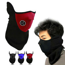 New Ski Snowboard Motorcycle Bicycle Winter Neck Warmer Warm Sport Face Mask L#